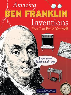 cover image of Amazing Ben Franklin Inventions